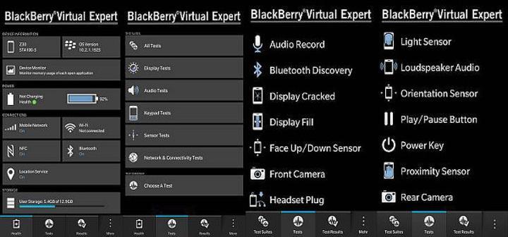 BlackBerry Priv'e sanal uzman