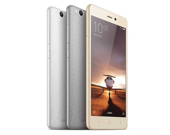 Xiaomi Redmi 3 resmi: En ucuza en iyisi