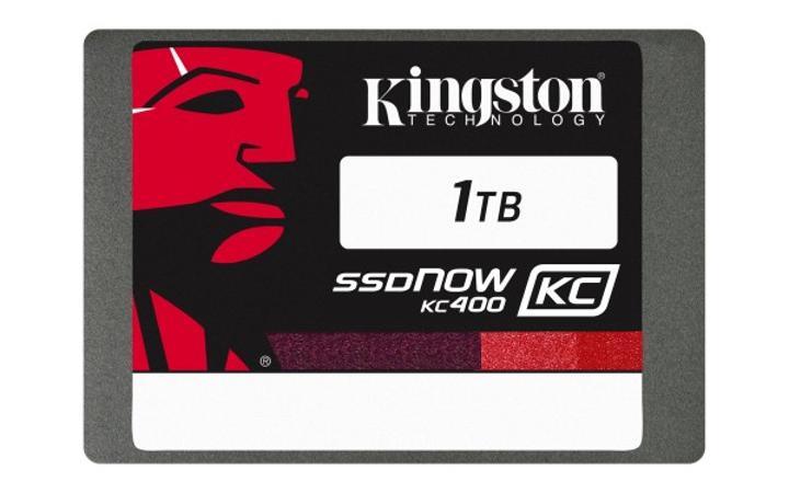 Kingston'dan işletmelere yönelik KC400 SSD serisi