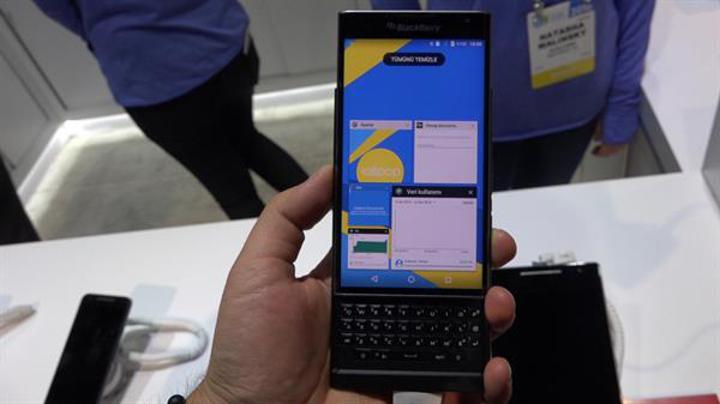 BlackBerry Priv inceleme videosu