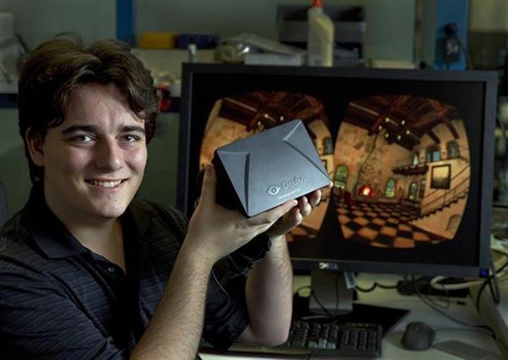 Oculus kurucusundan önemli ekran açıklaması
