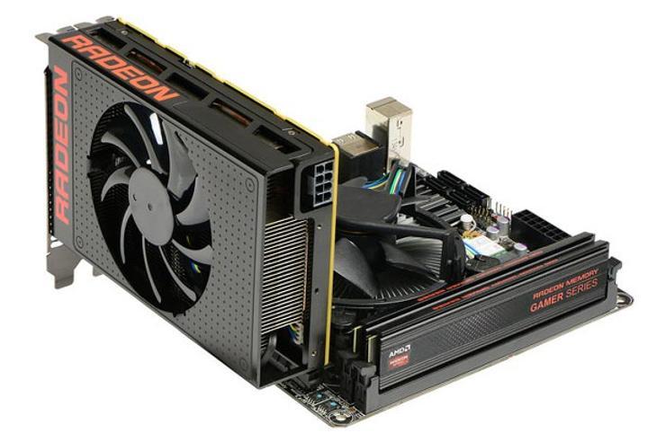 AMD Radeon R9 Nano ekran kartında büyük indirim