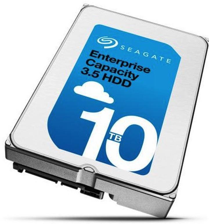 Seagate de 10TB HDD yarışına katılıyor