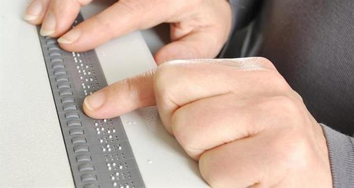 Görme engelliler için özel tablet geliştirme çabaları yoğunlaşıyor