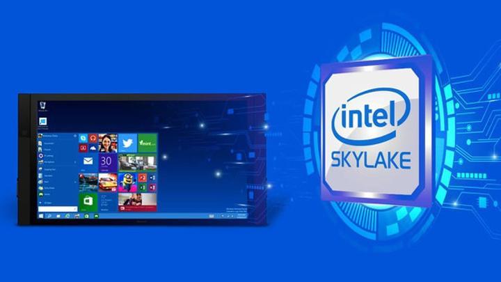 Sadece Windows 10, Intel Kaby Lake ve AMD Zen işlemcileri tam destekleyecek