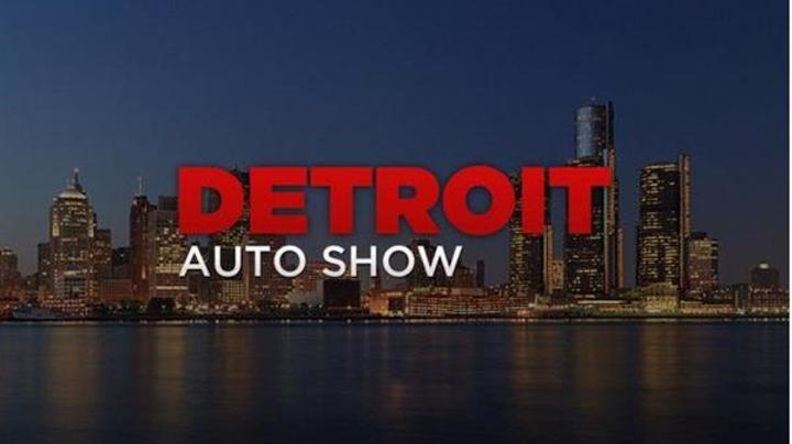 Detroit Auto Show'dan 4 konsept otomobil ve 1 uygulama