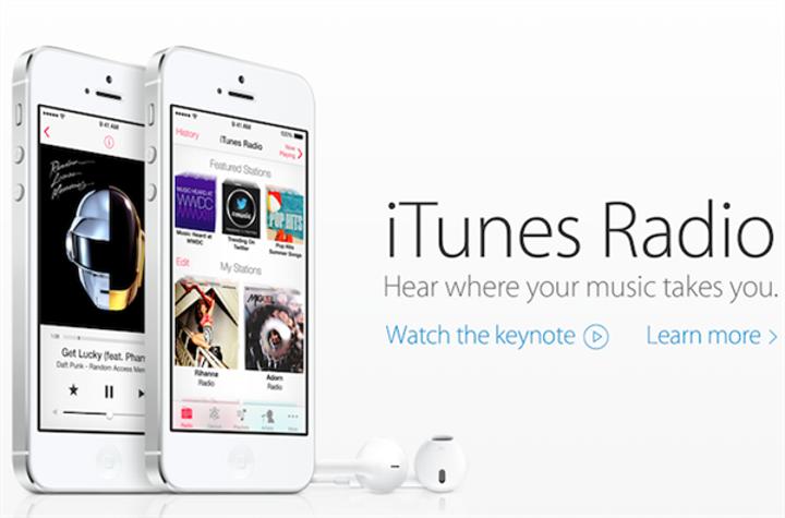 Apple ücretsiz sağladığı iTunes Radio uygulamasını kaldırıyor