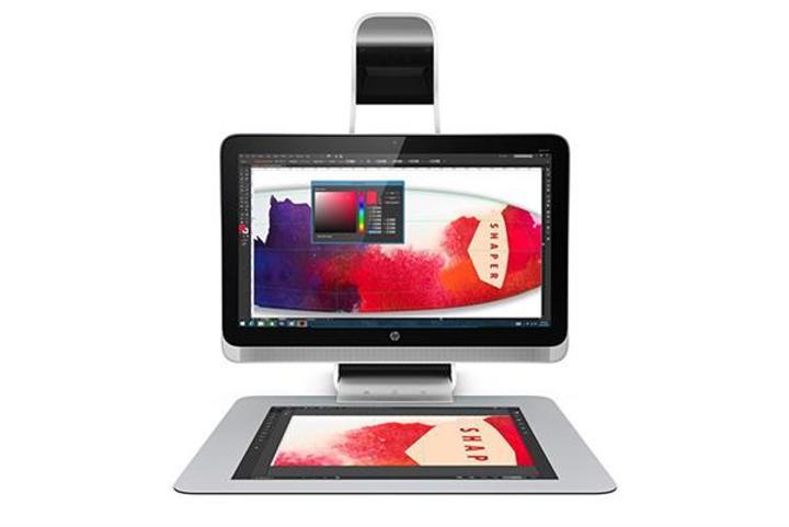 HP'nin 3D tarayıcılı yeni bilgisayarı: Sprout Pro PC