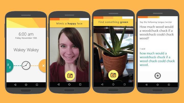 Microsoft'tan Android platformuna alarm uygulaması