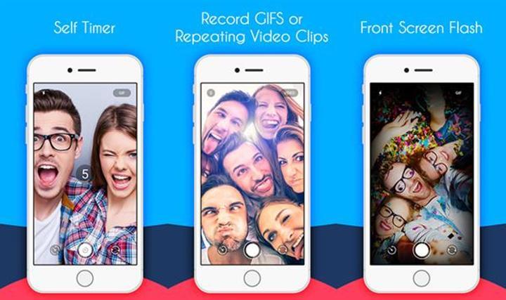 GIF odaklı yeni iOS uygulaması: Piku Piku