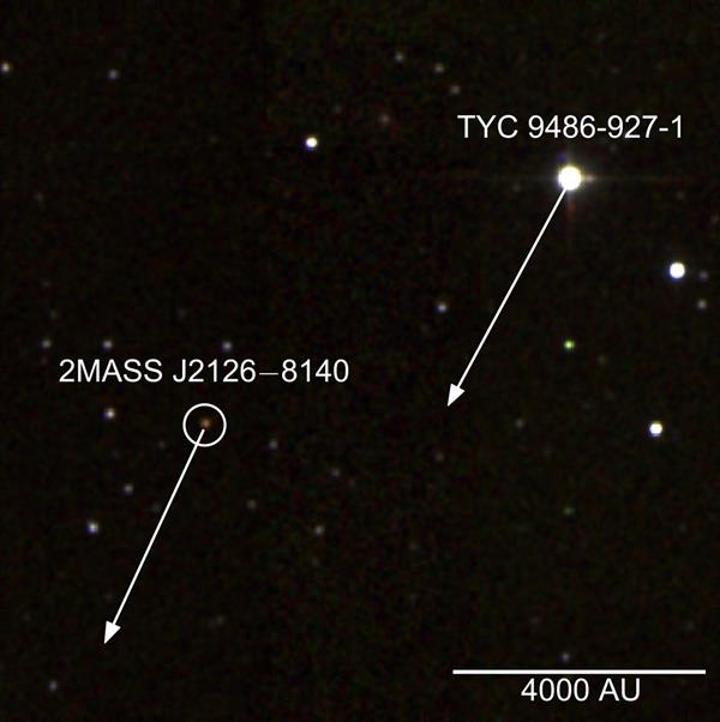 Bulunan en büyük Güneş Sistemi