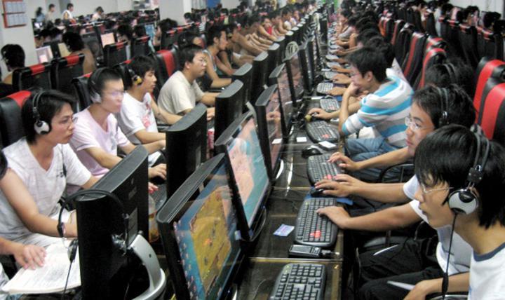 Çin'de internet kullanıcı sayısı 688 milyona ulaştı