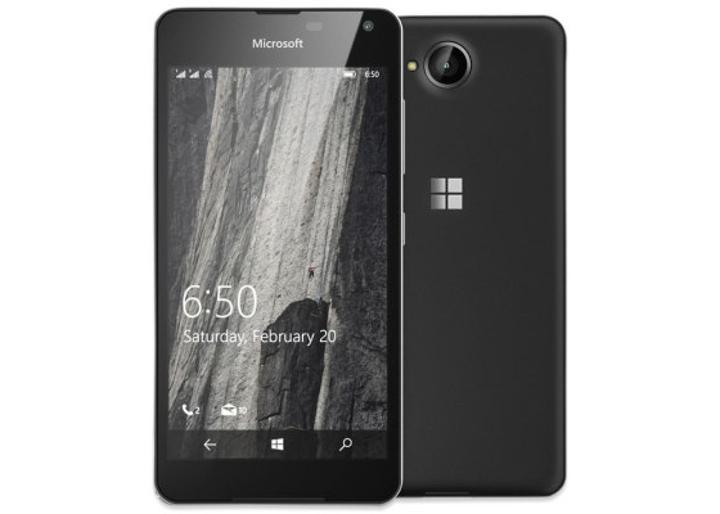 Giriş seviyesi Microsoft Lumia 650 ön siparişe başladı