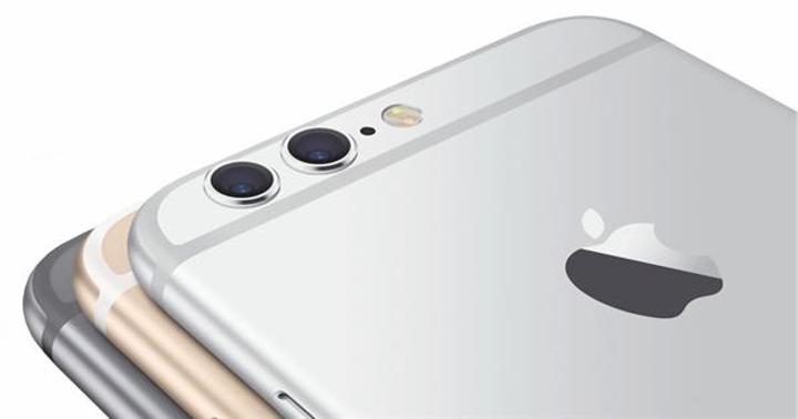 iPhone 7 Plus çift kamera teknolojisiyle gelebilir