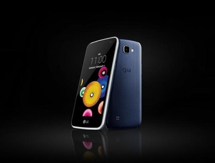 LG K10 ve K4 global pazarda satışa sunulacak