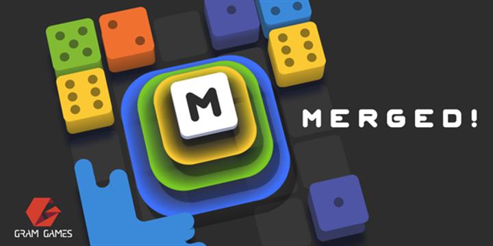 1010!'un yapımcısı Gram Games'ten yepyeni bir oyun: Merged!