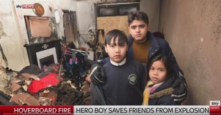 Hoverboard az kalsın 3 çocuğun ölümüne neden oluyordu