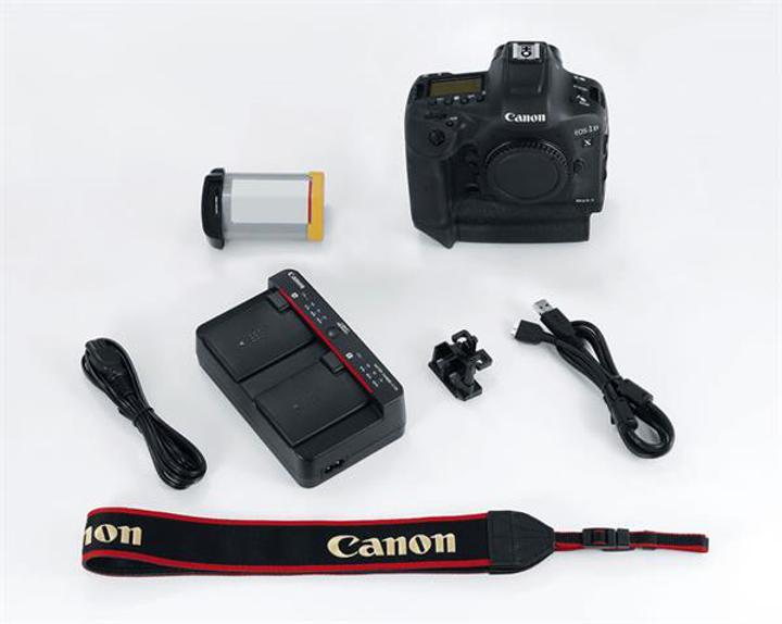 Canon, yeni amiral gemisini duyurdu: EOS-1DX Mark II