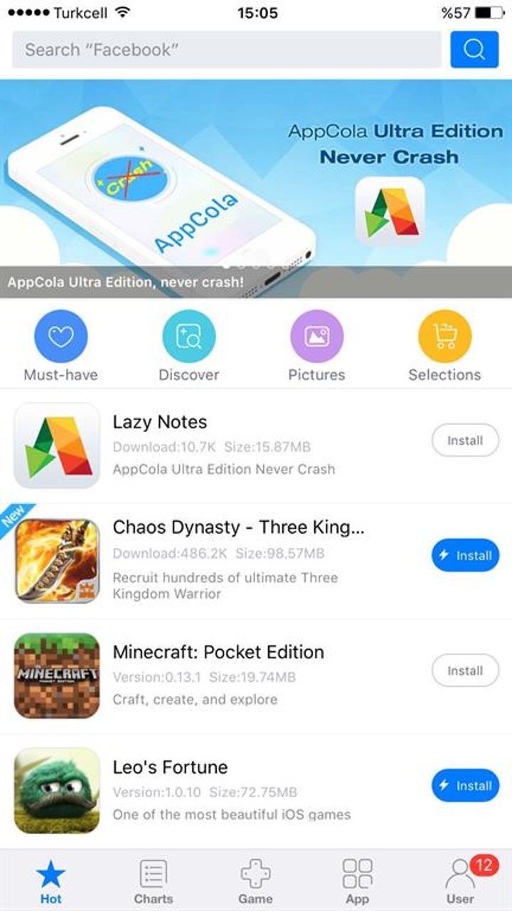 AppStore'da büyük açık: jailbreak olmadan ücretli uygulamaları indirebilirsiniz