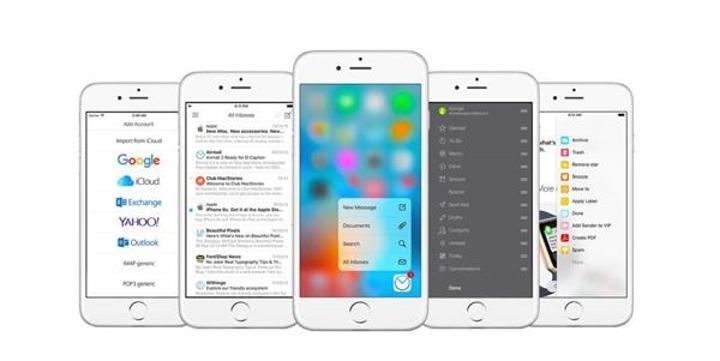 OS X tarafının beğenilen mail istemcisi Airmail iOS'ta