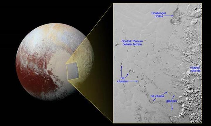 New Horizons, Plüton'un gizemlerine ışık tutmaya devam ediyor