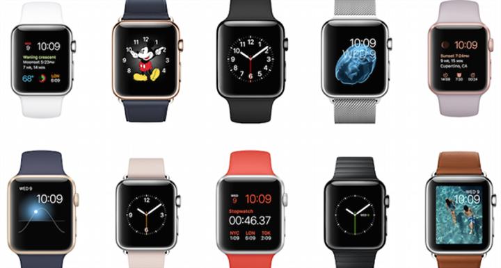 Apple, Watch'ın arayüzü için özel bir ekip kurdu