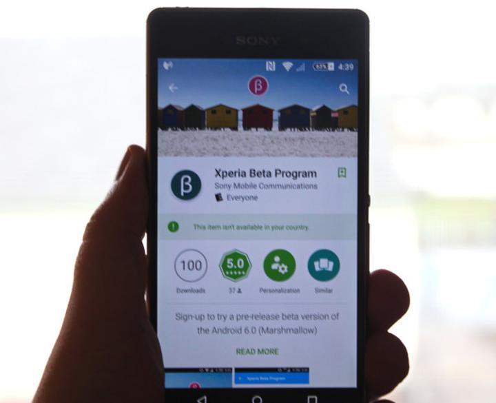 Xperia Beta programı ile Android 6.0 testleri genişliyor