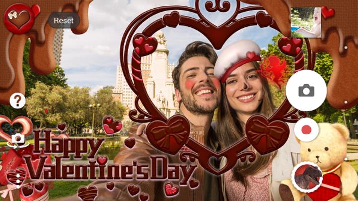 Sony'den Sevgililer Günü için artırılmış gerçeklik uygulaması