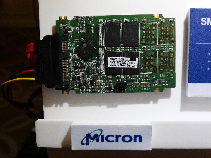Micron, 3D NAND bellek üretimine başlıyor
