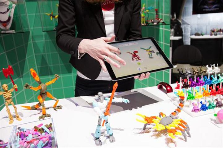 Mattel'in yeni 3D yazıcısı ile evde oyuncak üretilebilecek