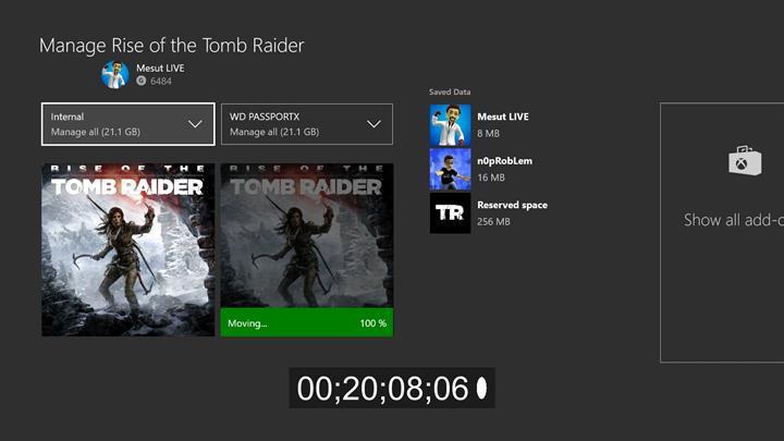 WD'den Xbox One'a özel harici disk