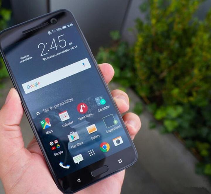 HTC One M10, siyah renk seçeneği ile görüntülendi