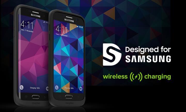 Mophie, Galaxy S7 ve S7 Edge için kablosuz şarj destekli kılıflarını duyurdu