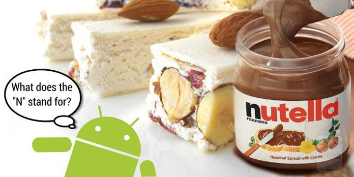 Android N sürümüne ait ilk ekran görüntüsü ortaya çıktı