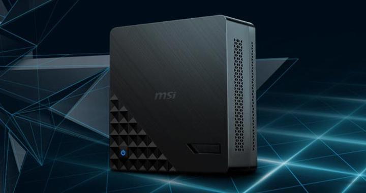 MSI, taşınabilir mini-STX kasalarını duyurdu
