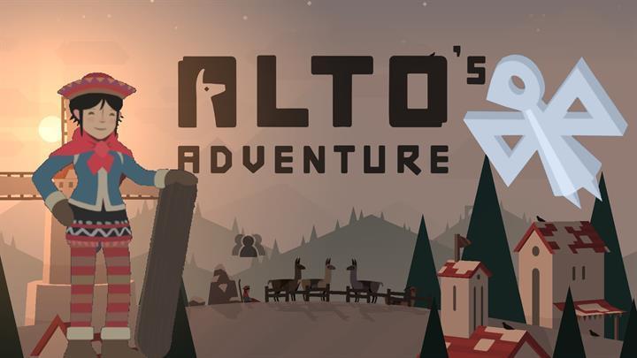 Alto's Adventure: Sürükleyici ve sonsuz bir snowboard serüveni