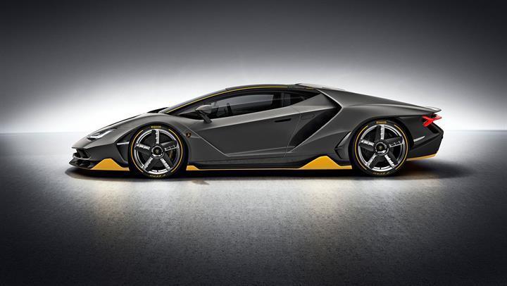 Lamborghini'nin 770 beygirlik yeni süper otomobili: Centenario