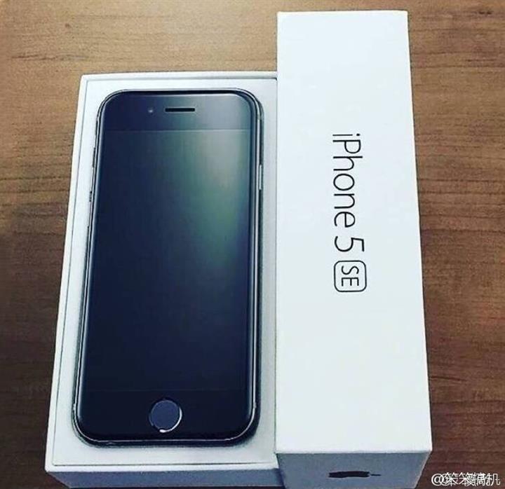 iPhone 5SE'nin en net görüntüsü sızdırıldı