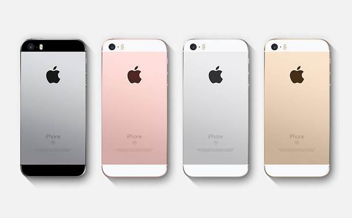 iPhone SE 4.5G desteğine sahip mi?