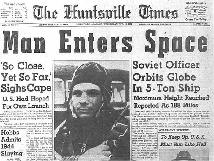 12 Nisan 1961: İşte insanlığın uzay çağını başlatan isim ve çarpıcı detaylar