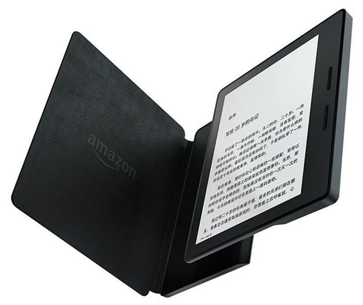 Amazon'dan yeni bir e-kitap okuyucu: Kindle Oasis