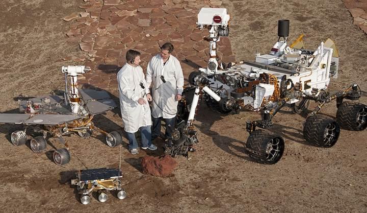 Türk girişimcinin uzay şirketi NASA'nın gelecek Mars görevi için seçildi