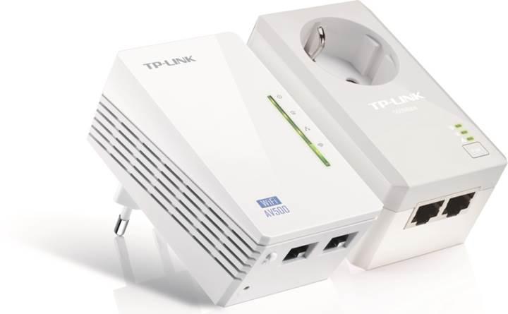 Priz olan her yerde güçlü WiFi için TP-LINK'ten iki yeni Powerline adaptör