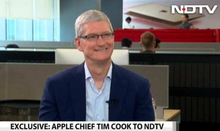 Apple CEO'sundan tarihi itiraf