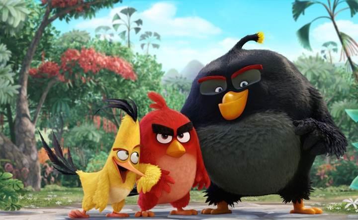 Angry Birds filmi sinemaseverler tarafından ilgiyle karşılandı
