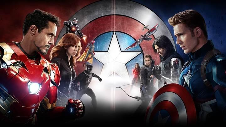 Kaptan Amerika: Kahramanların Savaşı gişede 1 milyar dolara ulaştı
