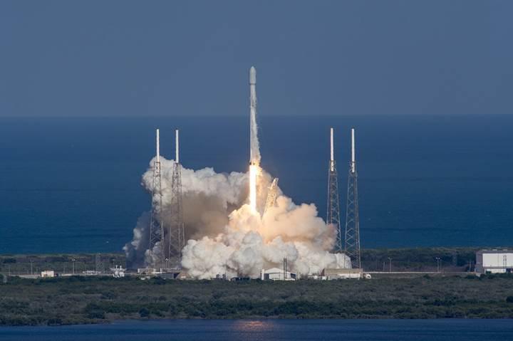 SpaceX dördüncü kez başardı: İşte roketin gözünden iniş videosu