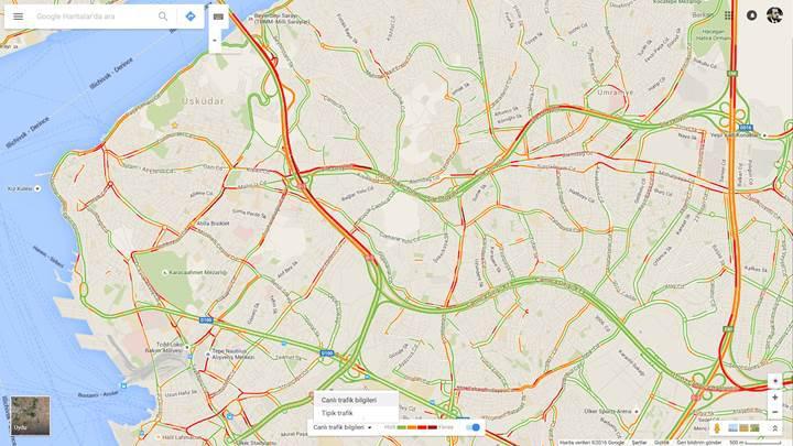 Google Navigasyon İnceleme