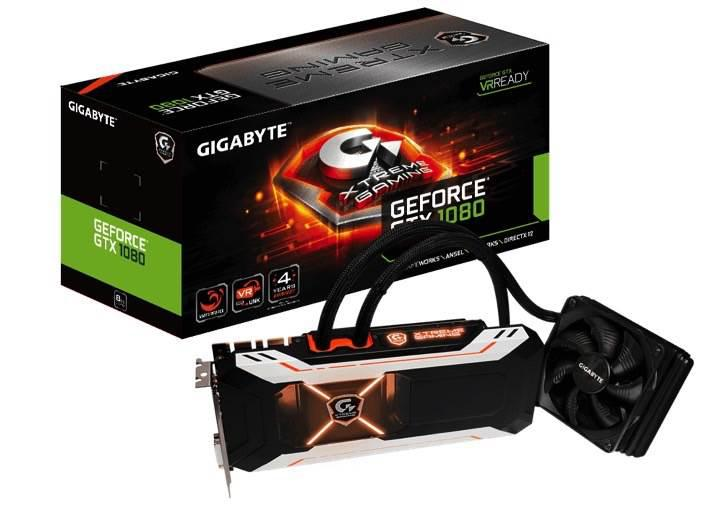 Gigabyte GeForce GTX 1080 Xtreme Gaming ile 2.3GHz ve ötesi