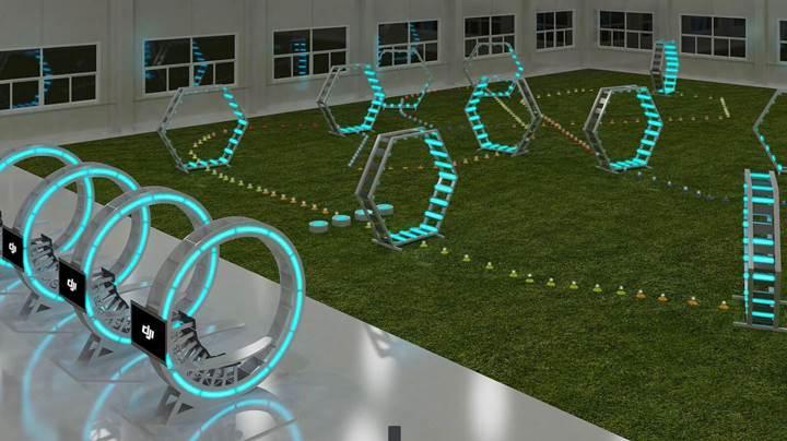 DJI dünyanın ilk drone parkını açıyor